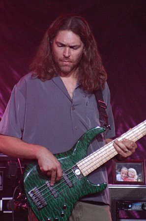 String Cheese Incident's Keith Moseley in Pompano Beach, FL - October 20, 2006