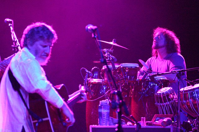 String Cheese Incident's Bill Nershi and Jason Hann in Pompano Beach, FL - October 20, 2006