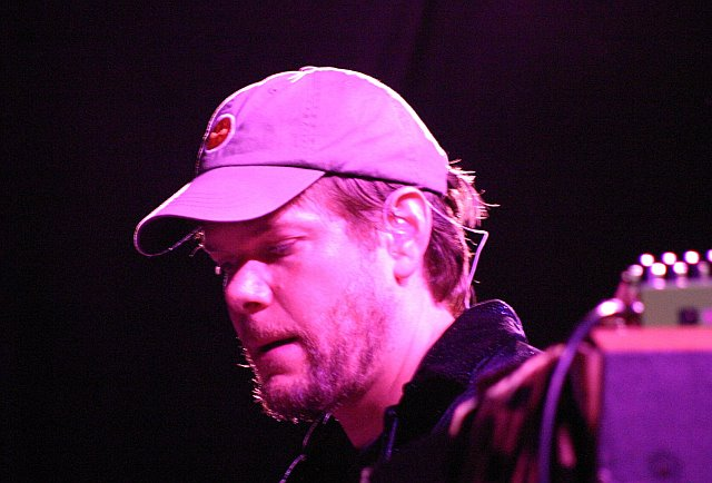 String Cheese Incident's Kyle Hollingsworth in Pompano Beach, FL - October 20, 2006