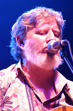 String Cheese Incident's Bill Nershi in Gainesville, FL - October 21, 2006
