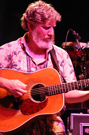 Bill Nershi and String Cheese Incident - October 21, 2006