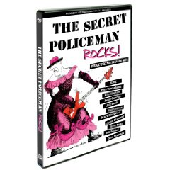 The Secret Policeman Rocks