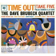 Dave Brubeck Quartet - Time Out: 50th Anniversary Legacy Edition