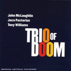 John McLaughlin, Jaco Pastorius, and Tony Williams - Trio of Doom