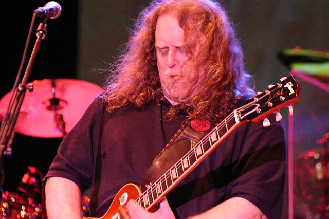 Guitarist Warren Haynes