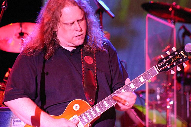 Warren Haynes at Wanee