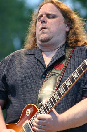 Warren Haynes - April 2007