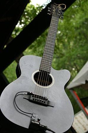 Keller Williams' Guitar