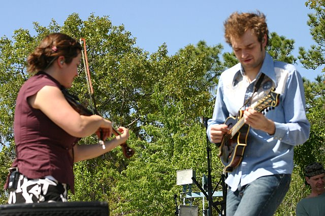 Sara Watkins and Chris Thile