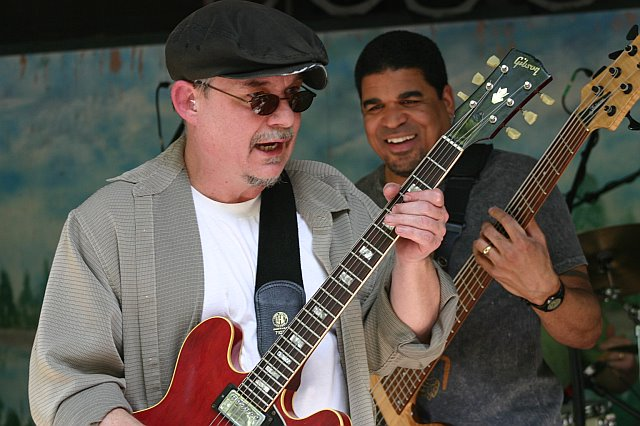 Mark Kimbrell and Oteil Burbridge