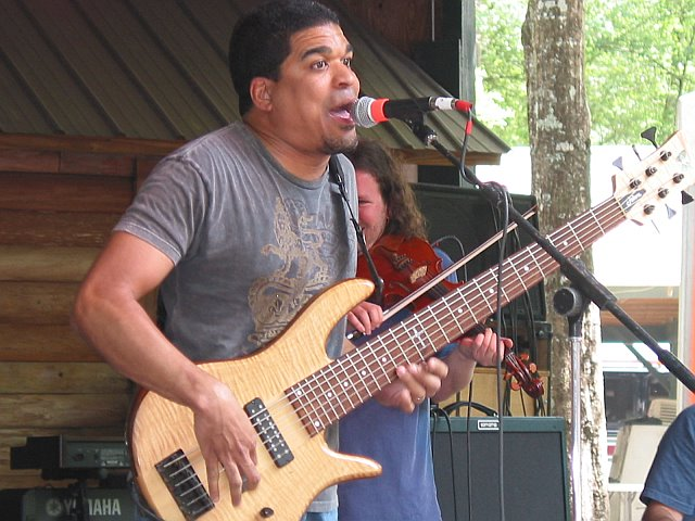 Oteil Burbridge and the Peacemakers