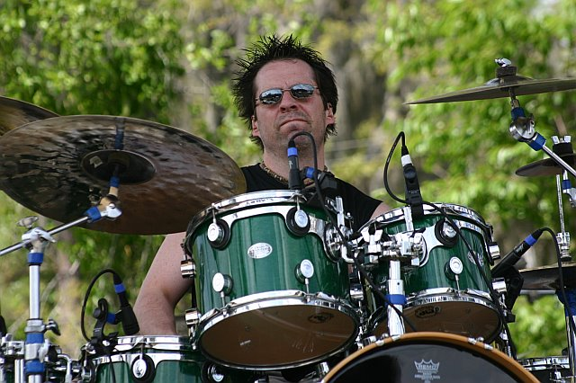 Rusted Root's Jim Donovan