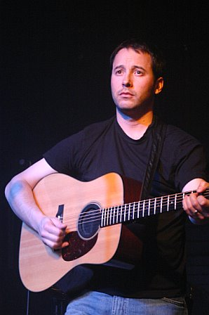 Adam Aijala Performs in Ft. Lauderdale