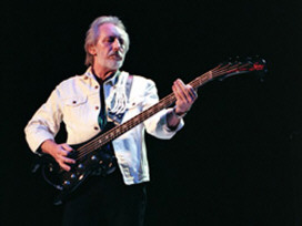 We'll miss you, John Entwistle
