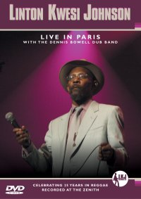 Linton Kwesi Johnson - Live in Paris DVD