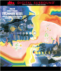 Moody Blues - Days of Future Passed [Surround Sound Edition]