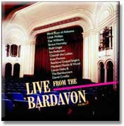 Live from the Bardavon, Volume 1